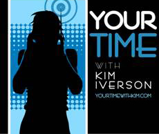 Your Time WIth Kim Iverson Logo