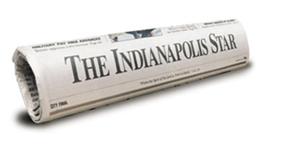 The Indianapolis Star Logo